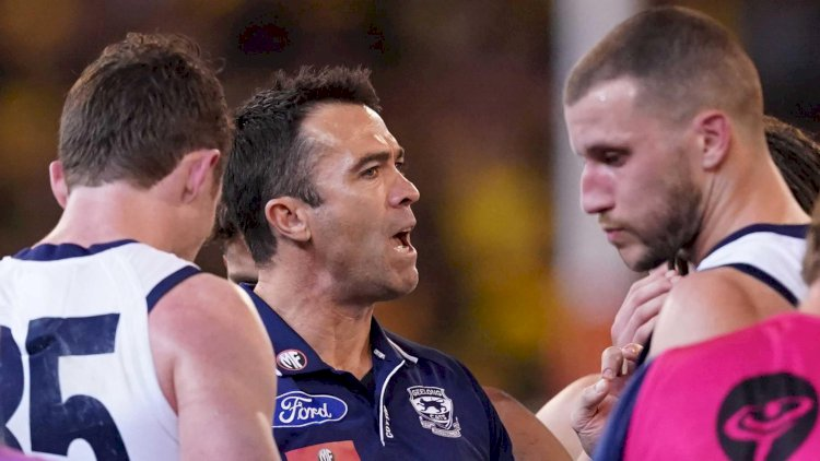 Geelong coach Chris Scott defends AFL players amid pay cut negotiations