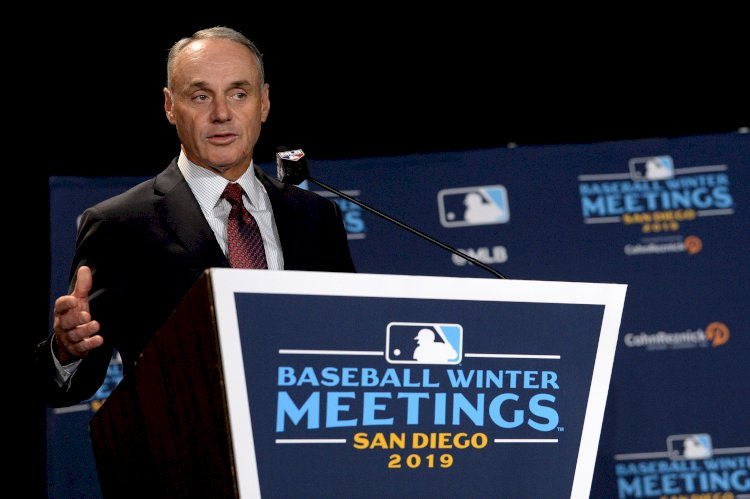 MLB commissioner Rob Manfred isn't optimistic about 162-game season
