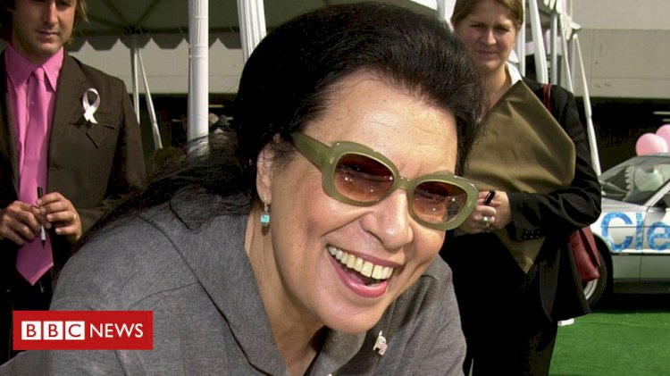 Shelley Morrison: Tributes after Will & Grace actress dies aged 83