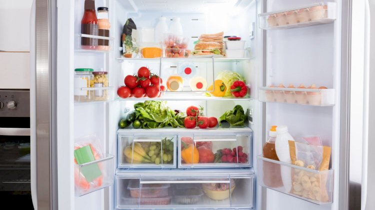 Do you know what's in your refrigerator? Here's how to organize it to reduce food waste