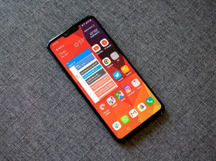The LG G8 is currently the cheapest Snapdragon 855 flagship you'll find