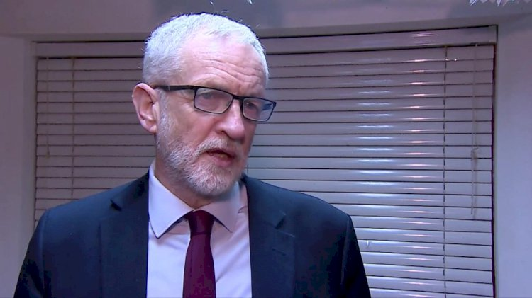 General election 2019: Corbyn says no US trade deal unless NHS is excluded