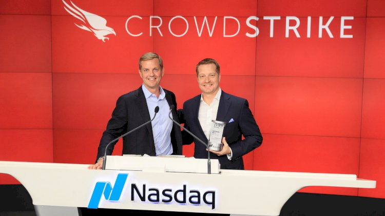 Earnings Results: CrowdStrike nearly doubles revenue to beat Street estimates