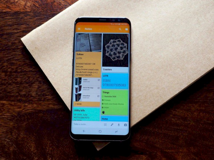 Google Assistant now supports Google Keep and other notes/lists services
