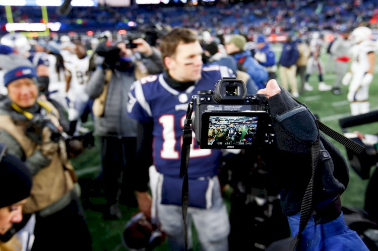 New England Patriots acknowledge breaking NFL rules recording Bengals' sideline