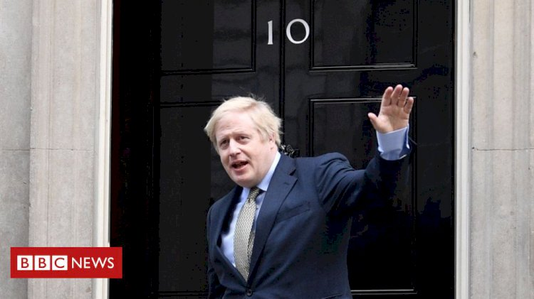 Election results 2019: Five big things on Boris Johnson's to-do list