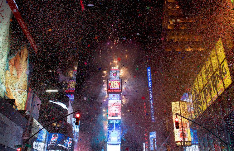 Eight unconventional ways to ring in 2020: Celebrate New Year's Eve differently