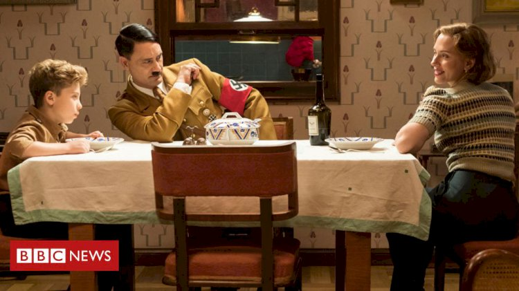 How Hitler satire uses 'comedy' to combat 'hate'