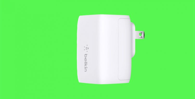Belkin's new GaN chargers can power your MacBook Pro in a tiny package