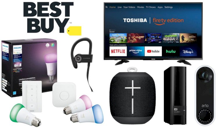 Deals: Best Buy's New 3-Day Sale Discounts Philips Hue, Beats Headphones, USB-C Hubs for MacBook Pro, and More