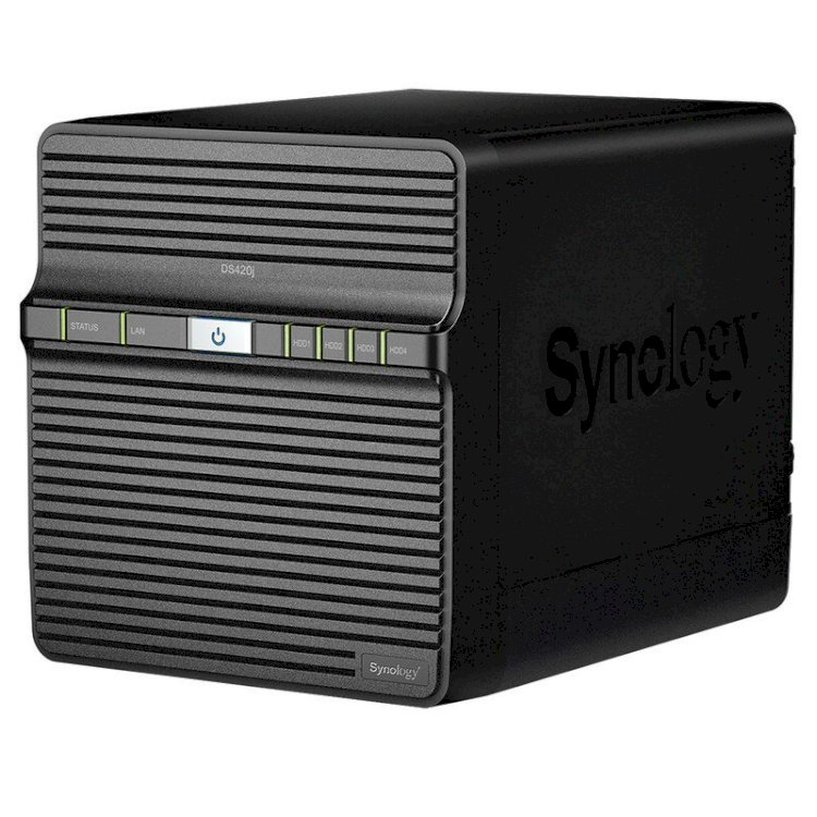 Synology's $300 DS420j NAS is a great way to kickstart your home server