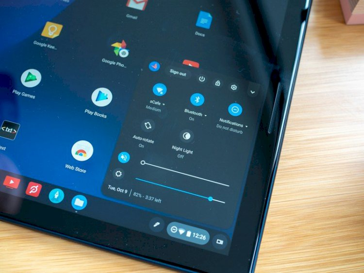 Chrome OS gets Android 10's powerful gesture system in beta update