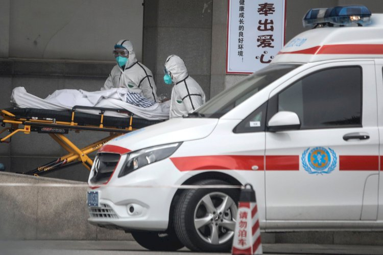 China Reports 17 New Cases Of Deadly SARS-Like Virus Ahead Of Lunar New Year Holiday