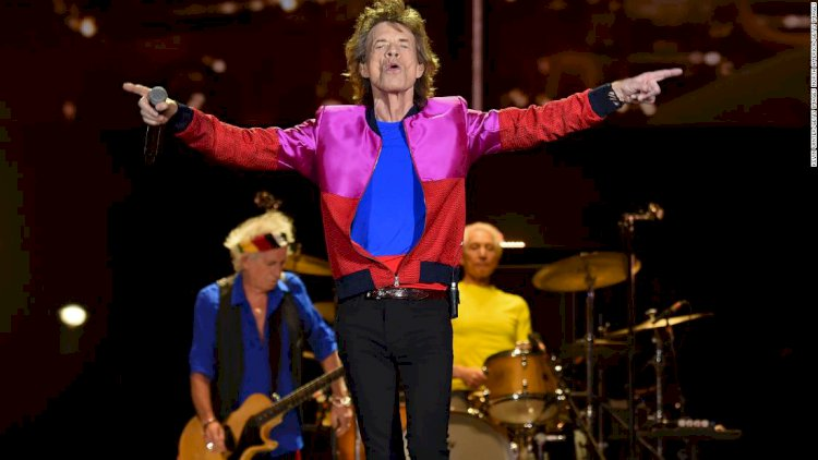 The Rolling Stones are headed back on tour