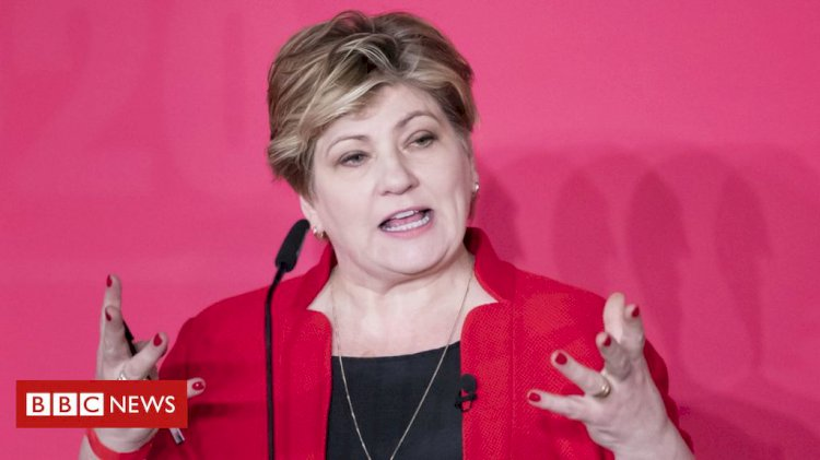 Labour leadership: Emily Thornberry eliminated from race