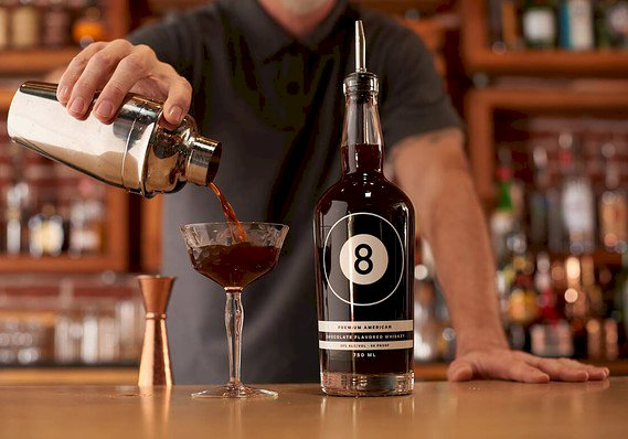 Weekend Sip: Valentine's Day just got boozier with this chocolate whiskey