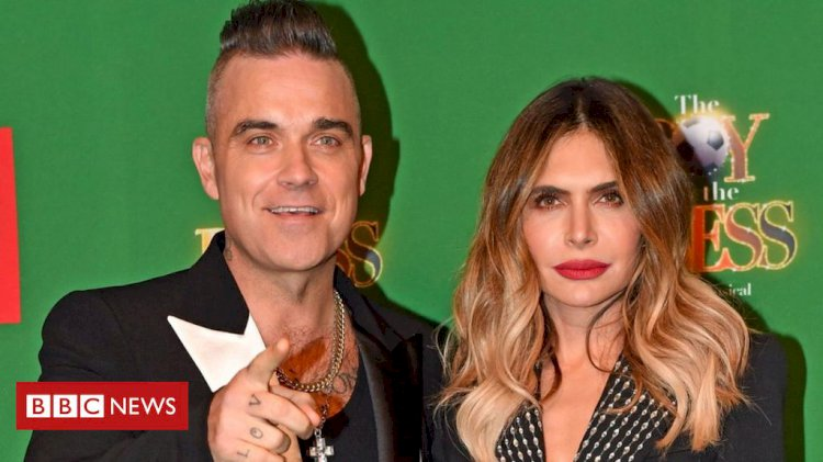 Robbie Williams and wife Ayda welcome fourth child