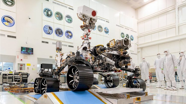 Nasa's 2020 rover: Can we finally answer the big question about Mars?