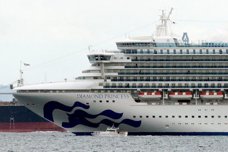 Quarantined Cruise Ship In Japan Became Incubator For Coronavirus