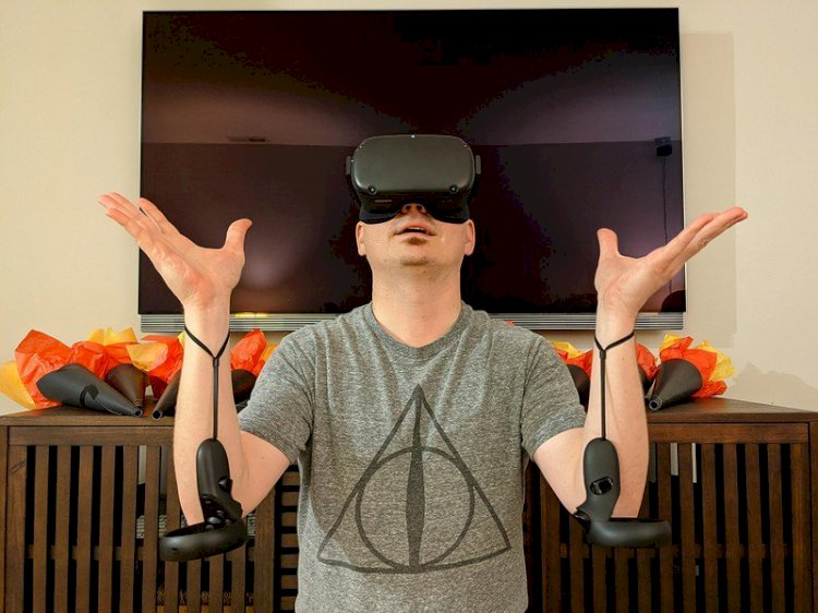 No need for controllers with these awesome Oculus Quest games