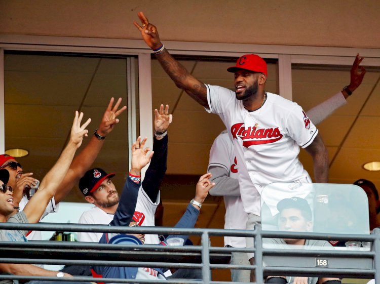 LeBron James calls out MLB commissioner Rob Manfred over response to sign-stealing scandal