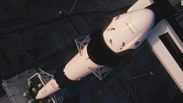 SpaceX teams up with space tourism agency to sell rides aboard its spacecraft
