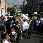 The Grisly Deaths of a Woman and a Girl Shock Mexico and Test Its President