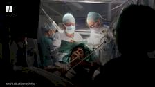 Patient Plays Violin During Brain Surgery