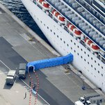Hundreds Released From Diamond Princess Cruise Ship in Japan