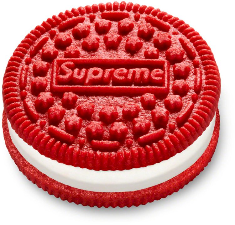 Supreme and Oreo paired up for a special cookie. They're now reselling on eBay for up to $15,000